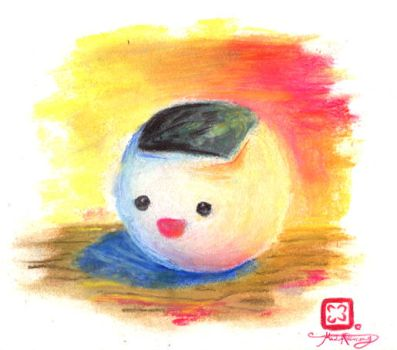 Colourful Onigiri by gonnafly