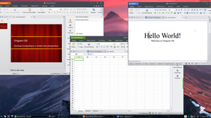 WPS Office on Origami OS by haze007