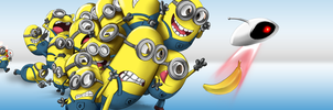 Minion contest by SilentCartoonist