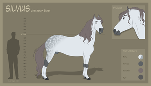 Silvius - Character Sheet by Wild-Hearts