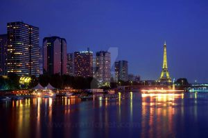 new paris by night by raulonet