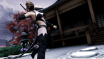 Dead Or Alive Sarah Ninja by puczkosia