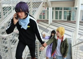 Noragami 10 by cosplay33