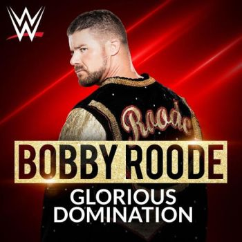 Bobby Roode Glorious Domination Cover by leonrock84