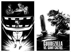 Guudezilla by DoctorDefective