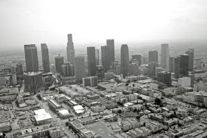 Downtown Los Angeles by AmateurPhoto