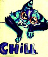 chill by CrispyAlien