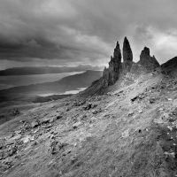 Old man of Storr by EvranOzturk