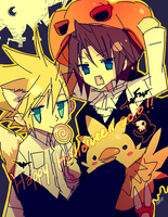 Halloween 2010 by mixed-blessing