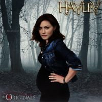 Hayley Marshall The Originals by Bookfreak25