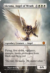 Akroma Angel of Wrath by KingVego