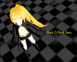 Black Rock Neru by tsuuChan