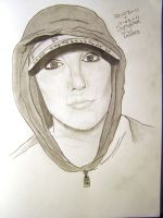 Synyster Gates by MVivien