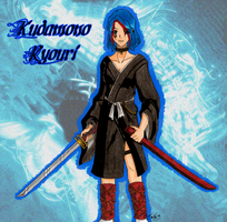 Bleach OC: Ryouri by zoro4me3