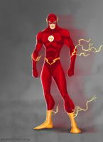 Flash by RobertDamnation