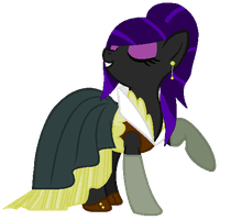 .:Midnight Symphony -- Gala Ready:. by HomestuckObsessed