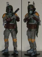 boba fett garage kit by future-trunks