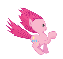 Pinkie Pie: Le Close by TheCheeseburger