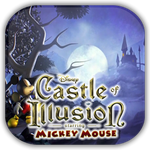 Castle of Illusion Game Icon by Wolfangraul