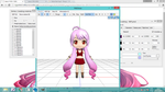 [MMD] Collab WIP by Ashley-andRed