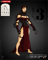 TRDL - X23 Redesign by TRDLcomics