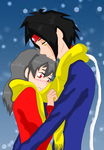 G: Wrapped Up Warm by tifafenrir09