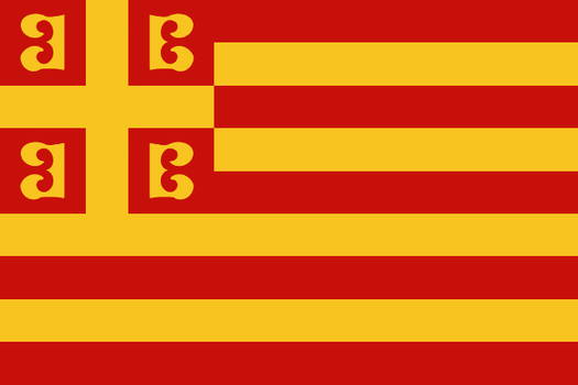 Byzantine Flag by EntrerrianoMaps