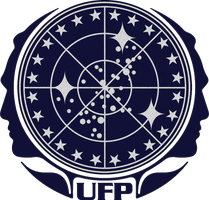 Reimagined TOS United Federation of Planets Seal by viperaviator