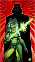Ahsoka by -adam-