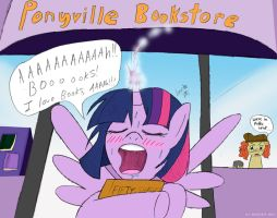 Dys Eq: BOOKS!!! by AniRichie-Art