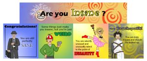Are You Insane? by Kittensoft