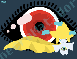 Jirachi Print Preview by CheshireCatGrin