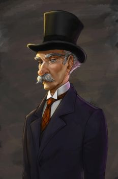 The Gentleman by Sessie