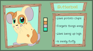 Butterball by CleverConflict