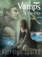 Vamps and the city by cylonka