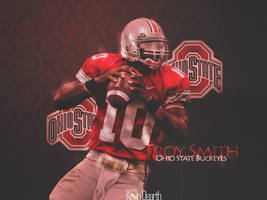 Troy Smith Wallpaper by Kdawg24