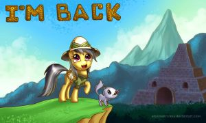 Daring Do is back by alexmakovsky