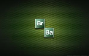 Wallpaper - Breaking Bad 'Elements' Logo by Kalangozilla