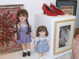 Ugly Dorothy Dolls by MadForHatters