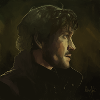 Will Graham by hvelfa