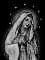 Lady Guadalupe by angelicque