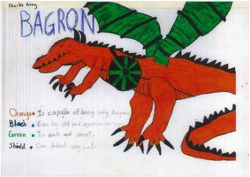 Bagron (old and amateur (and awesome?)) by Shade-os