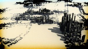 Soulless City by CMA3D