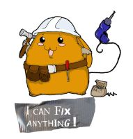 I can Fix Anything by minishadowlove