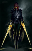 The Phantom Assassin by JTmon