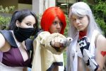 Assasin, Gunsliger, Blacksmith by Taty--chan