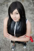 Tifa Lockhart: Strength by SakuMiyuku