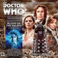 Blood of the Daleks 2016 by Hisi79