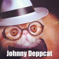 Johnny Deppcat by JEllisArt