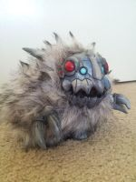 Baby Kog'maw Art doll  (For Sale) by ManicMinion